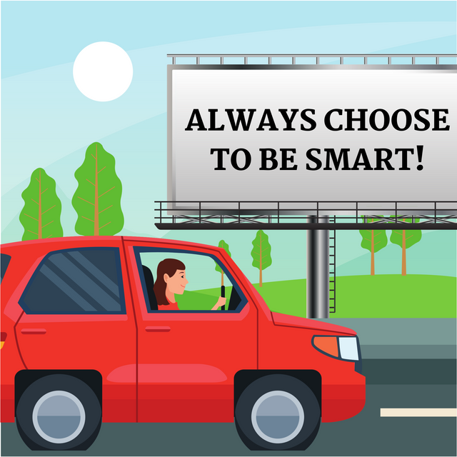 Always-Choose-to-be-Smart