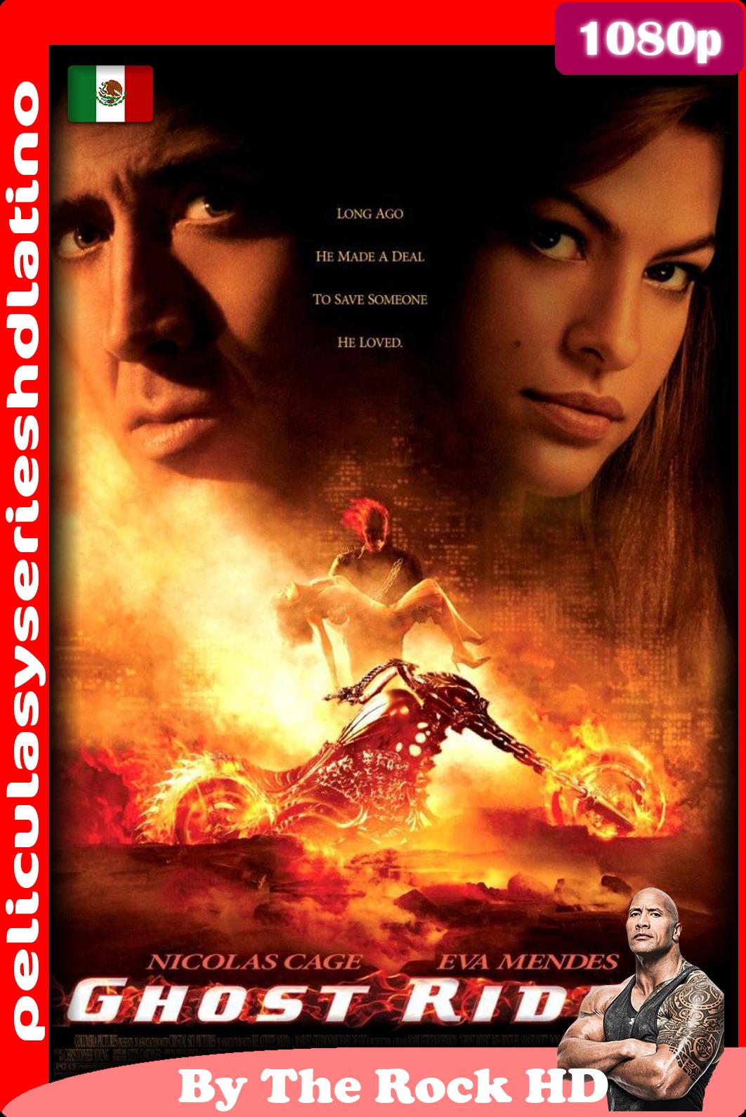 Ghost Rider. El motorista fantasma, (2003) [1080p] [Latino] [Google Drive]