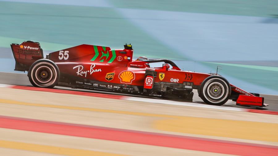 F1 2021 GP Bahrain Streaming Gratis ROJADIRECTA Ferrari Video YouTube Facebook Live