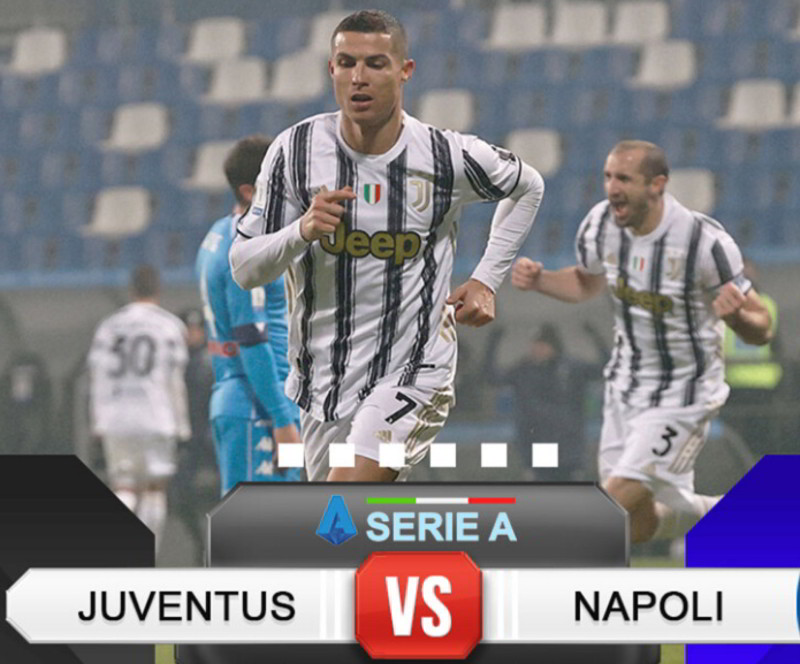 JUVENTUS NAPOLI Streaming Gratis, dove vederla in Video Diretta TV con Smartphone Tablet PC: DAZN o SKY?