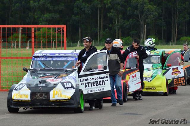 Coronación T.C. Del Litoral y Citroën Competición