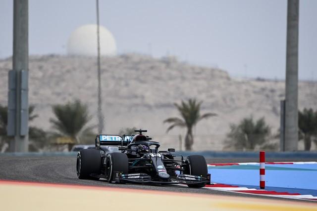 F1 GP de Bahreïn 2020 (éssais libres -1 -2 - 3 - Qualifications) M252714