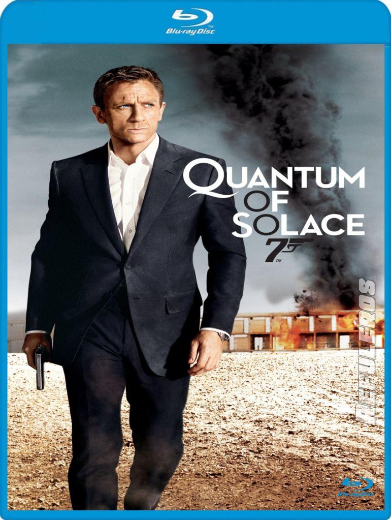 007 22 - QUANTUM OF SOLACE