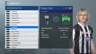 PES 2019 PS4 OF Classic League V5 90's-00's by _Ronarid_