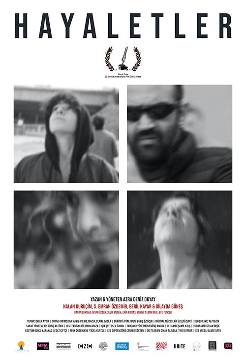 Hayaletler | 2021 | Yerli Film | WEB-DL | XviD | Sansürsüz | 1080p - m720p - m1080p | WEB-DL | Tek Link