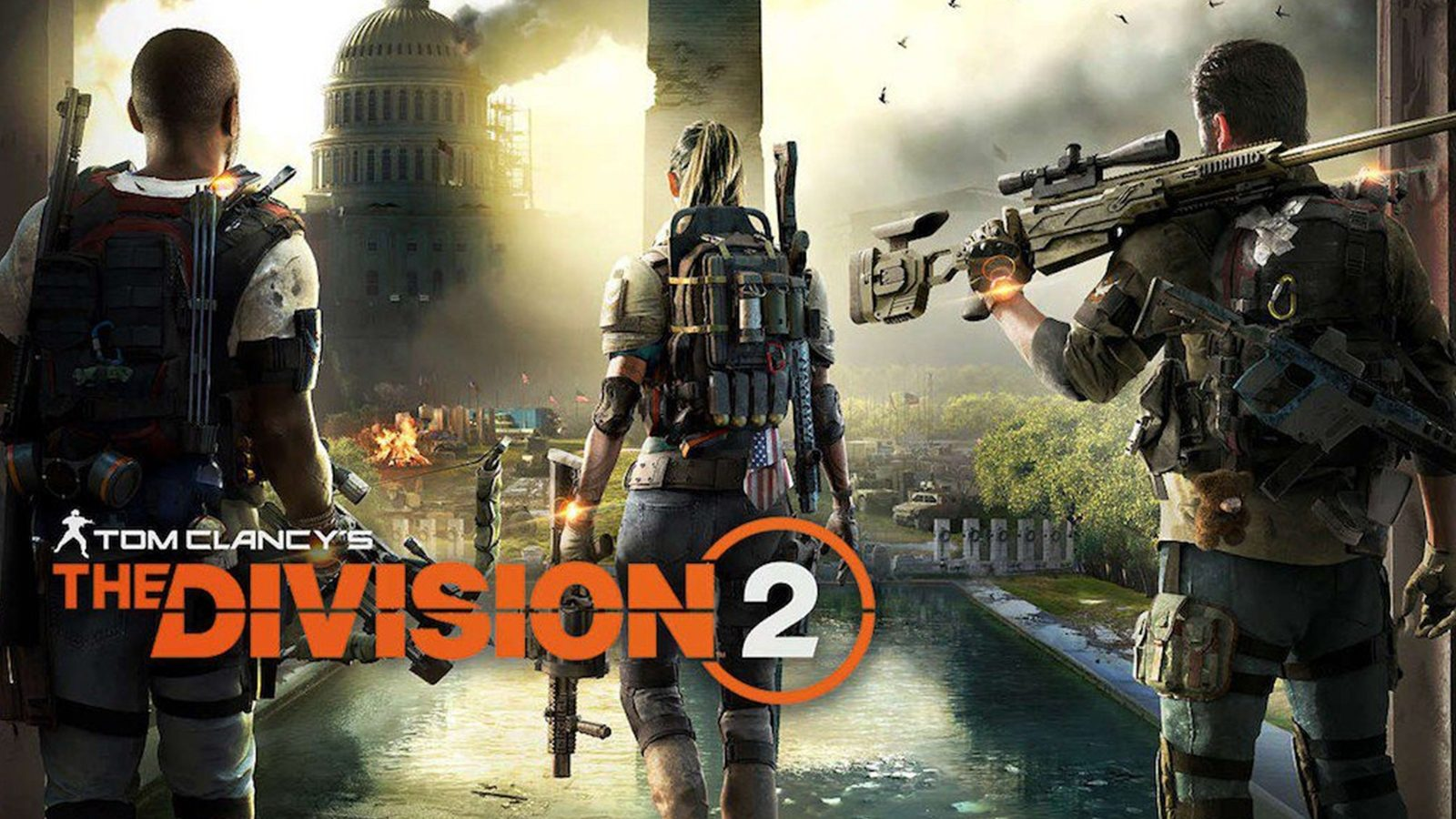 The Division 2 Config New Curve, New Sprint, New HIP, New