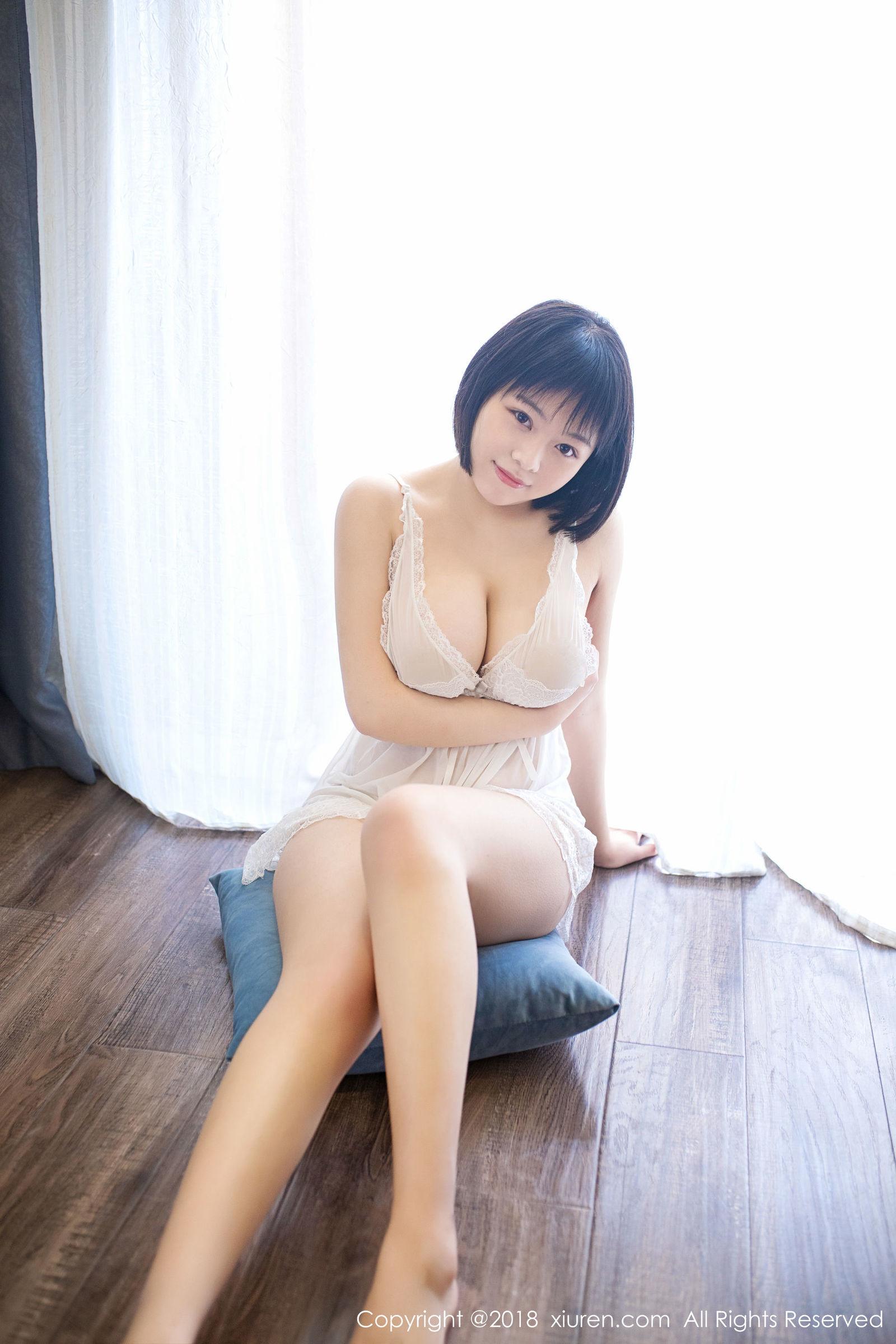 [XiuRen秀人网] No.1009 赤间菀枫 - 童颜巨乳少女
