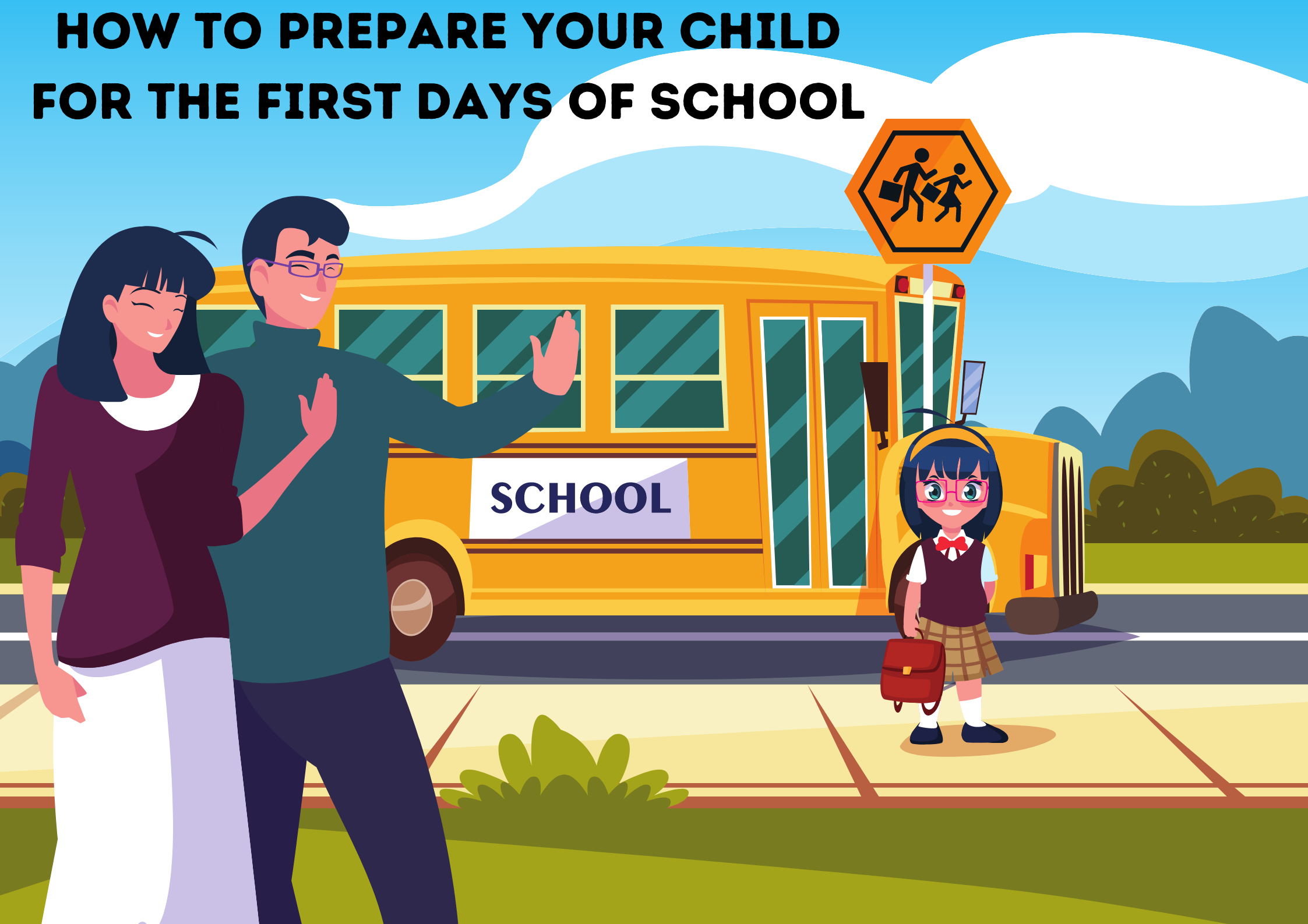 How-To-Prepare-Your-Child-for-the-First-Days-of-School