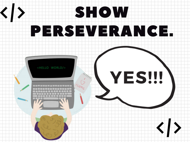 Show-Perseverance