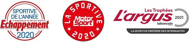 La Toyota GR Yaris distinguée par trois médias spécialisés Sportivedel039annee