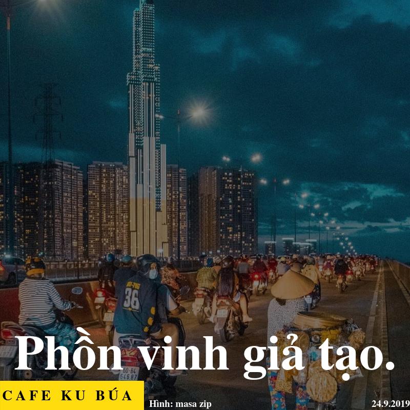 LANDMARK 81: MỘT TẤM ẢNH, HAI GÓC NHÌN – VIETNAM PROJECTS CONSTRUCTION VÀ CAFE KU BÚA