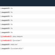 Les screens du forum - Page 16 Chat