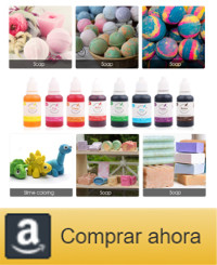 Colorantes líquidos para hacer jabón, botes de colorante para jabón, tintes para jabón