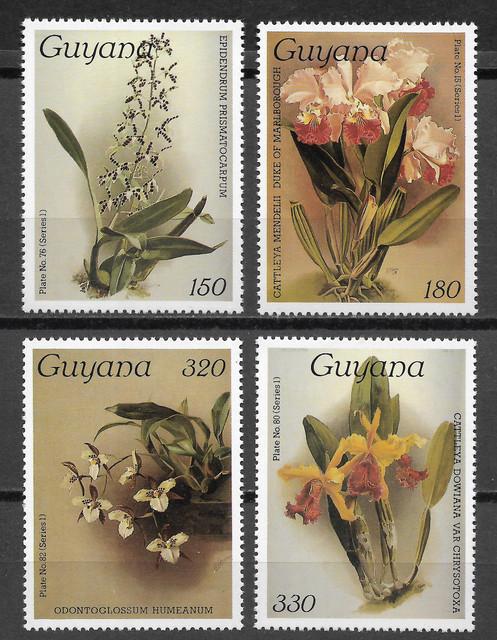 O Guyana 1621
