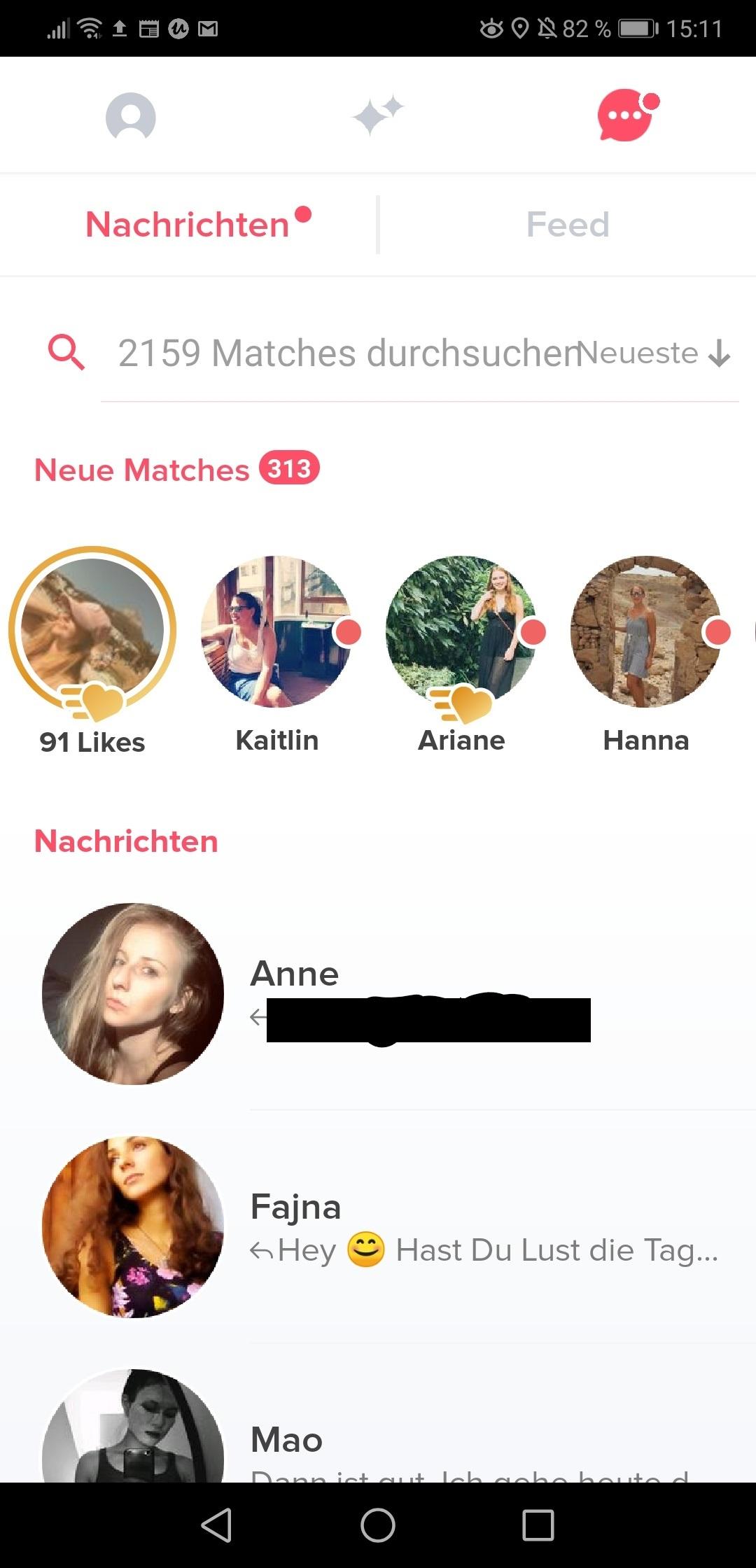 Match gelöscht tinder Tinder Super