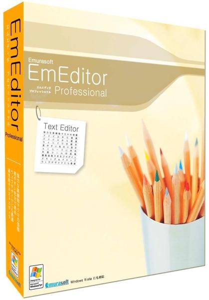 Emurasoft EmEditor Professional 21.1.1 Final + Portable