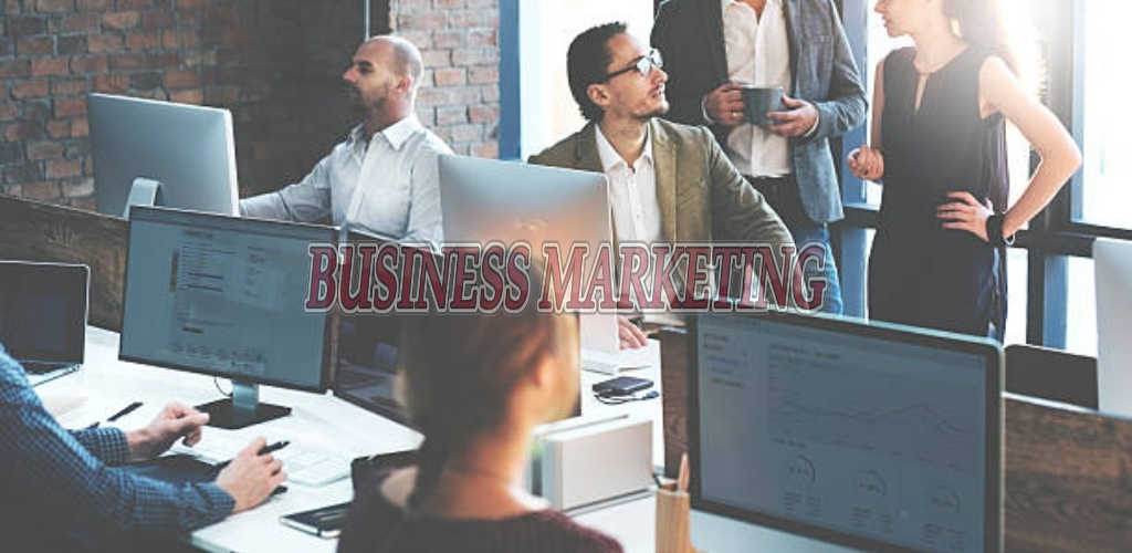 Business Marketing Salary