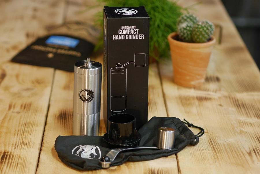 rhinowares coffee grinder