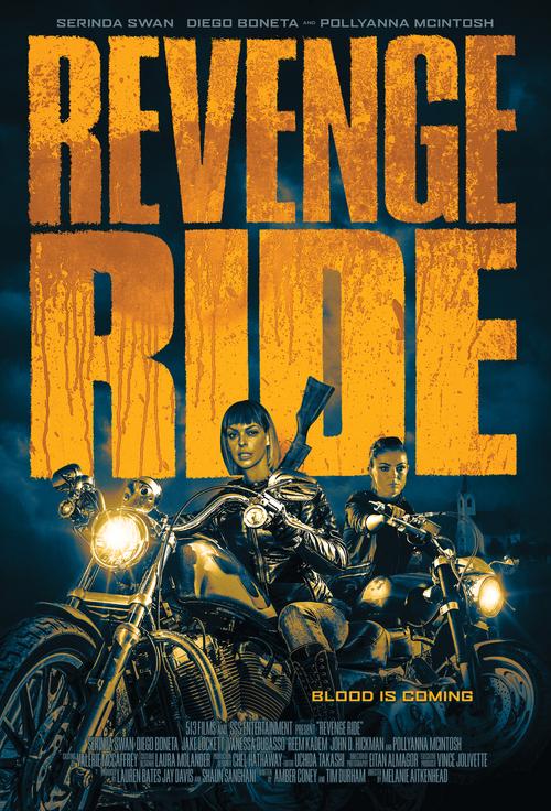 Revenge Ride (2020) PLSUBBED.WEB-DL.x264.DD2.0-MXFiLMS / Napisy PL