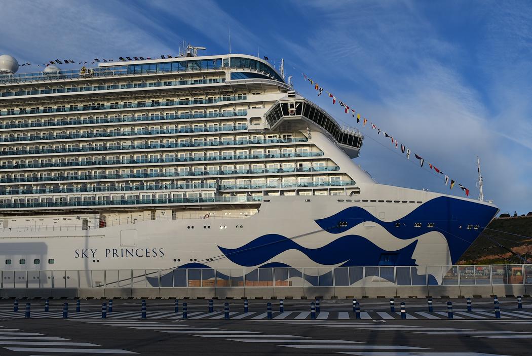 Круиз на новейшем корабле Sky Princess: подробная информация о Небесной Принцессе