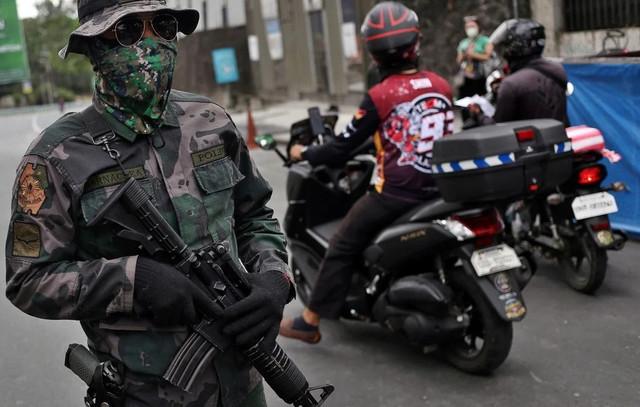 """""""disparar a matar"""" ha ordenado el presidente de Filipinas a quien incumpla cuarentena"""