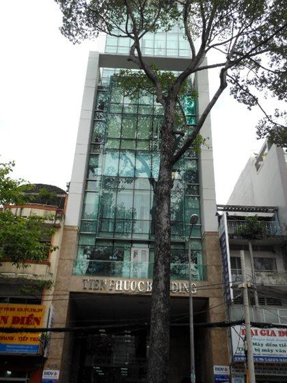 Dự án Senturia do Tiến Phước đầu tư tại khu Nam Sài Gòn