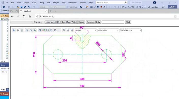 Web-CAD-SDK