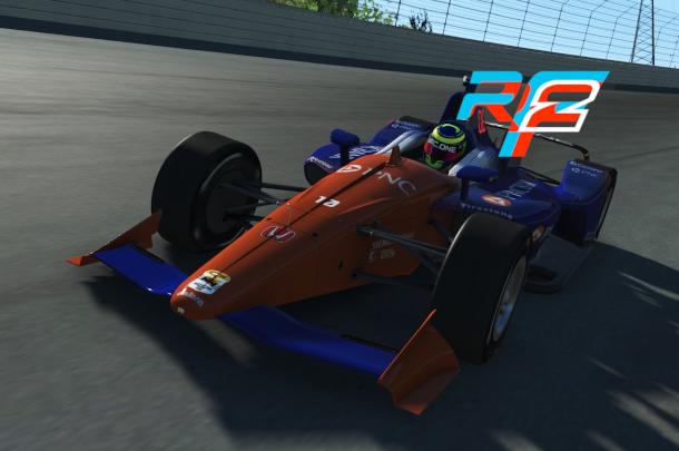 VRC Indycar 2019 - Round 11 - Pocono