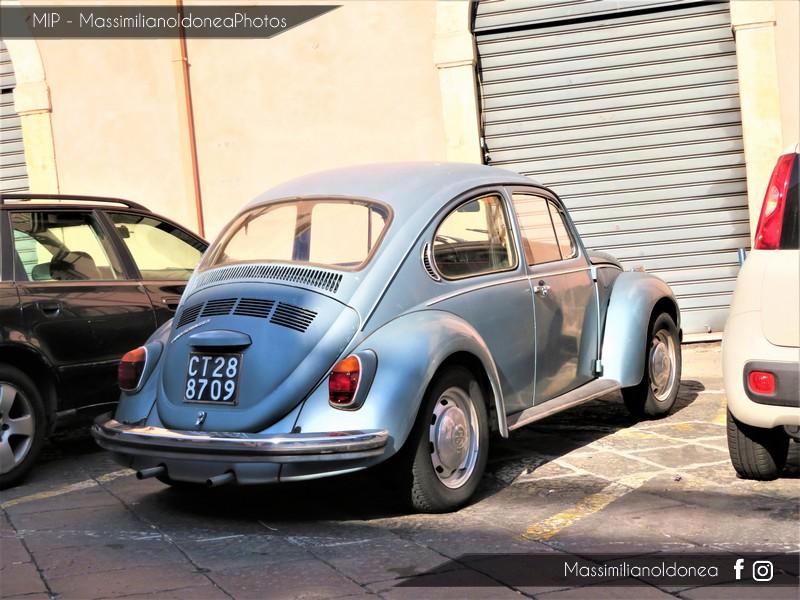 avvistamenti auto storiche - Pagina 38 Volkswagen-Maggiolone-1-3-44cv-72-CT288709-2