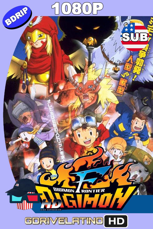 Digimon Frontier: El Antiguo Digimon Revive (2002) BDRip 1080p Japonés SUBTITULADO MKV