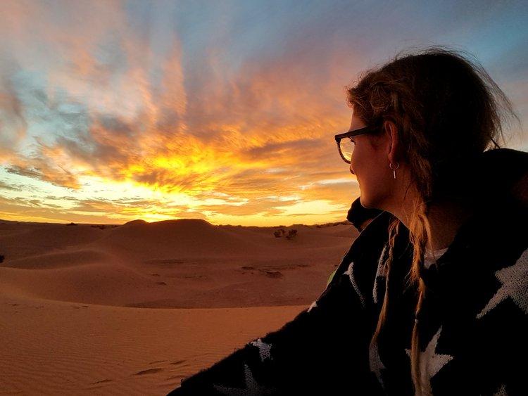 Overnachten Sahara Marokko