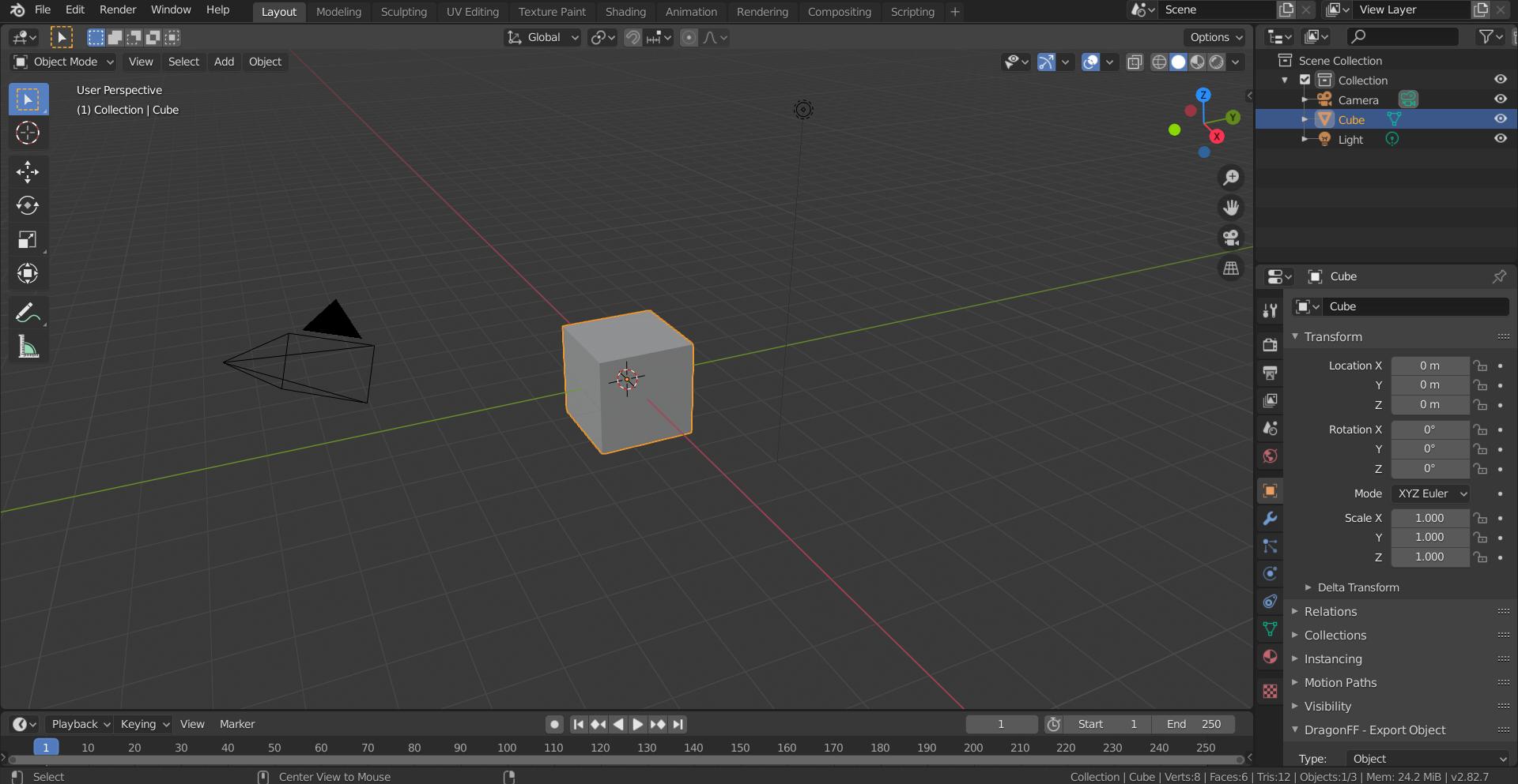 [TUTORIAL][3D] Como Fazer Alguma Coisa no Blender 01