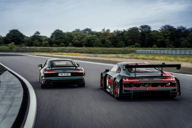 Audi R8 green hell : un hommage au palmarès de l'Audi R8 LMS A205750-medium