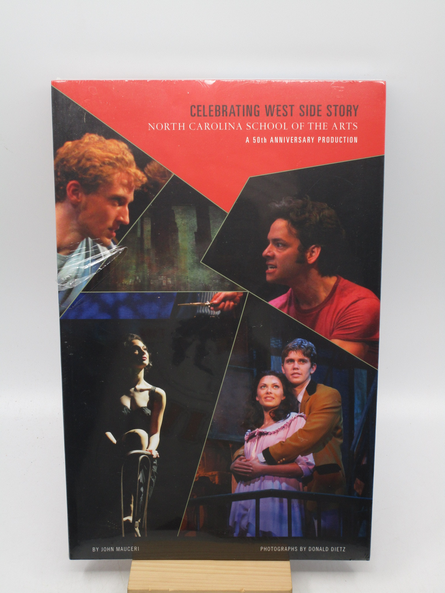 Image for Celebrating West Side Story North Carolina School of the Arts, a 50th Anniversary Production (New)