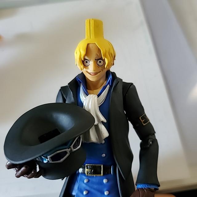帽子底下…… Image