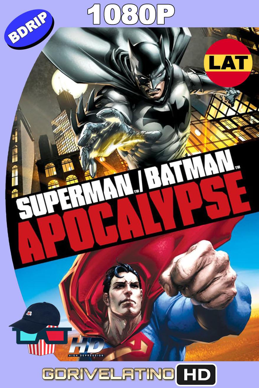 Superman/Batman: Apocalipsis (2010) BDRip 1080p Latino-Inglés MKV