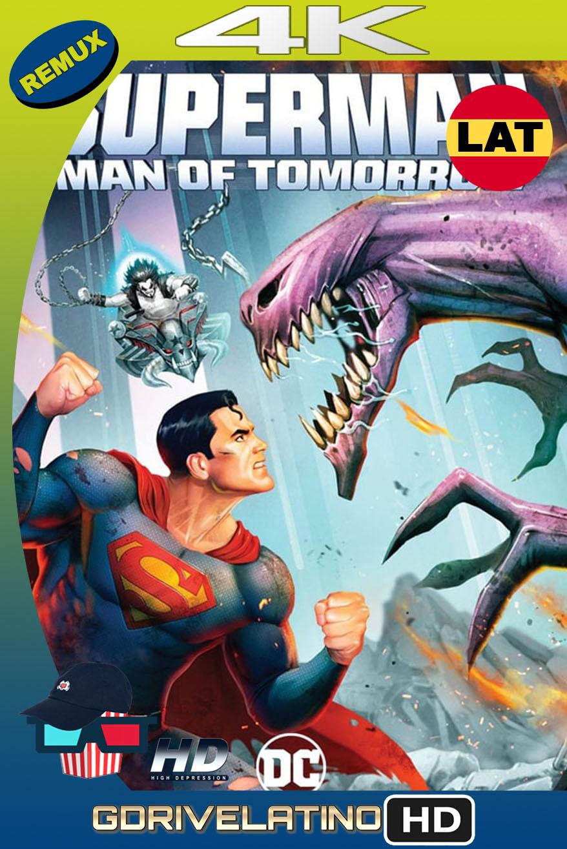 Superman: Hombre del Mañana (2020) BDRemux 4K HDR Latino-Inglés MKV