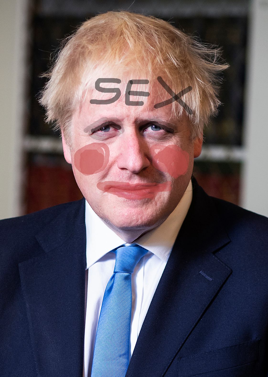 The-Prime-Minister-Boris-Johnson-Portrai