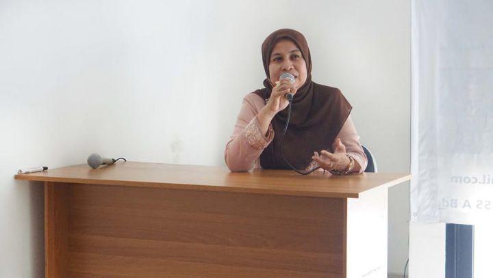 Kunjungan Tim Verifikasi Kementrian Agama Pusat ke Kantor Yayasan Al-Hilal