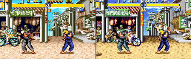 [Complete] Street Fighter II Remastered Edition + New logo (MD) - Are you ken ? - Page 3 2020-10-28-00h00-33