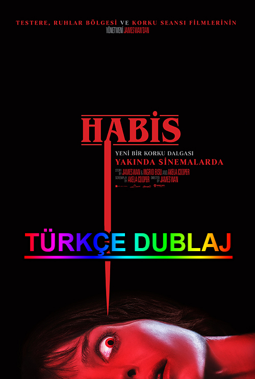 Habis | Malignant | 2021 | WEB-DL | XviD | Türkçe Dublaj | m720p - m1080p | WEB-DL | Tek Link