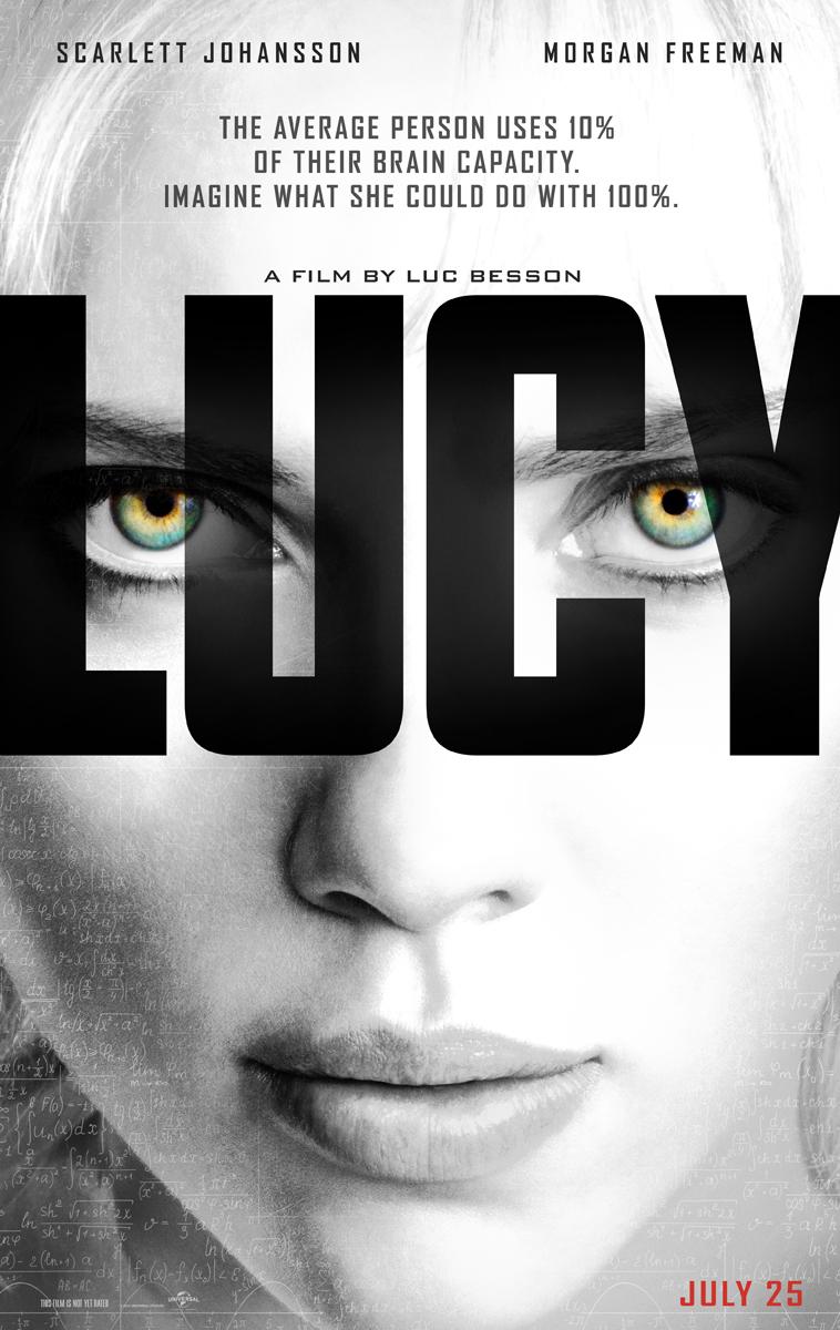 Lucy 2014 | TR-EN | BluRay | 1080p | HEVC | AVC | ExR cover