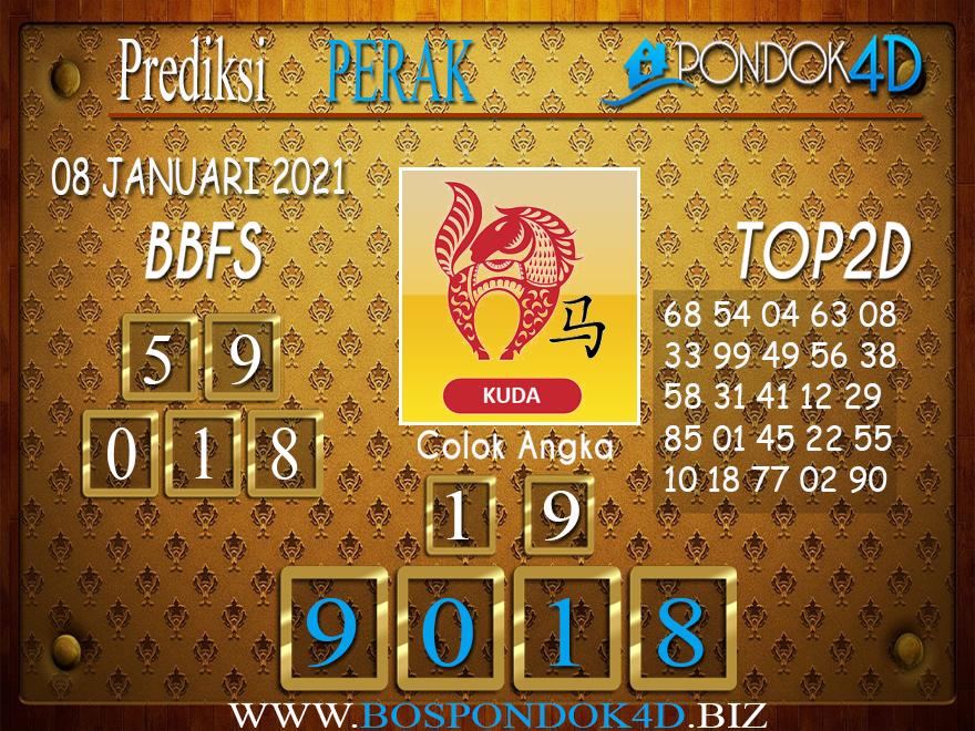 Prediksi Togel PERAK PONDOK4D 08 JANUARI 2021