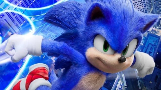 New International Posters Trailer For The Live Action Sonic The Hedgehog Movie
