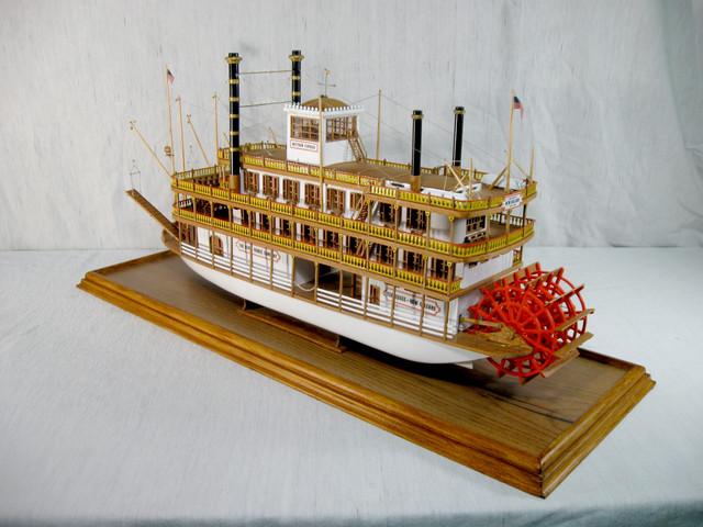 Stari parobrodi, riječni i jadranski, veliki i mali, brodovi i makete... IMG-4782