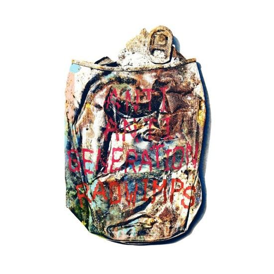[Album] RADWIMPS – ANTI ANTI GENERATION