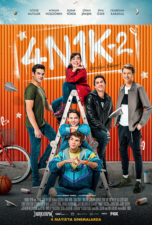 4N1K 2 | 2018 | Yerli Film | WEB-DL | XviD | m720p - m1080p | WEB-DL | Tek Link