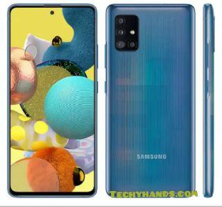 Samsung Galaxy A51 5G UW Pictures
