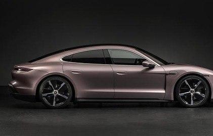 Porsche Taycan (2019) 13