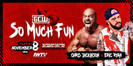 GCW So Much Fun (8 Nov 2020) Full Show Online